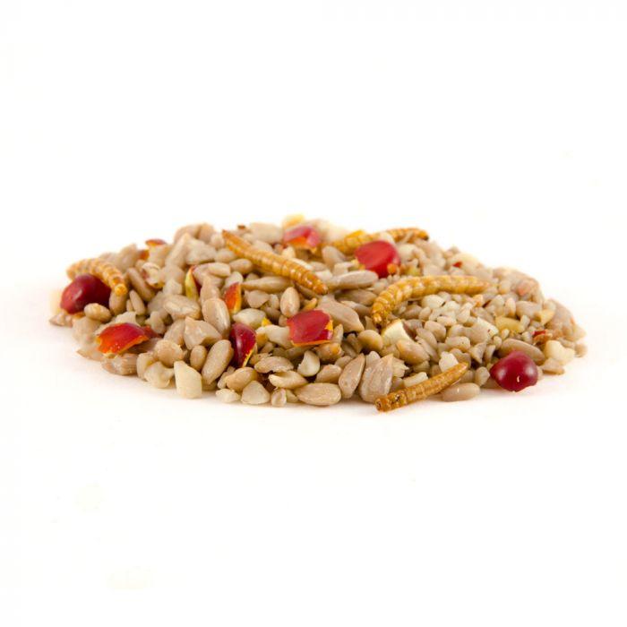 Energiereiche Samen Deluxe für Vögel (10kg)