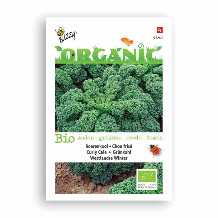 Buzzy® Organic Grünkohl Westländer