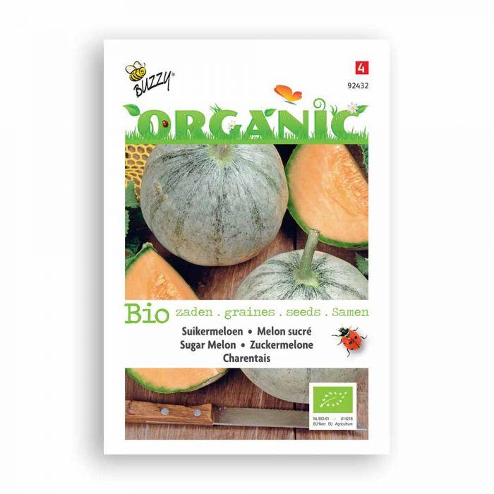 Buzzy® Organic Zuckermelone Charentais (BIO)