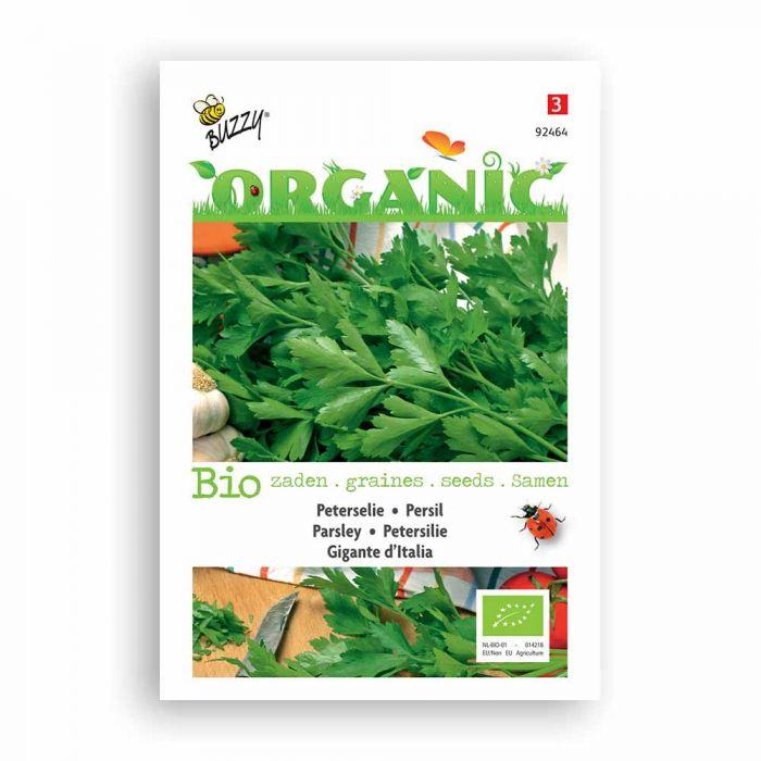 Buzzy® Organic Petersilien Gigante d'Italia