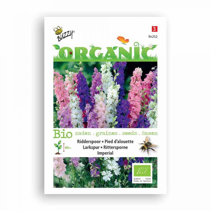 Buzzy® Organic Rittersporn Imperial (BIO)
