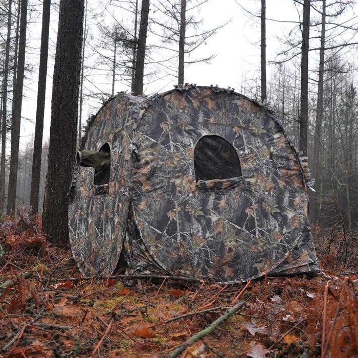 Tarnzelt Stealth Gear Nature Photographers Square Hide
