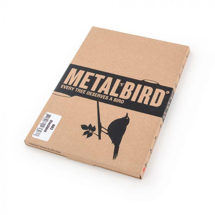 Metalbird Amsel aus Metall