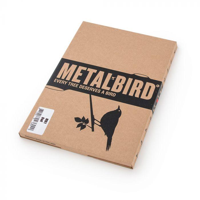 Metalbird Eule aus Metall
