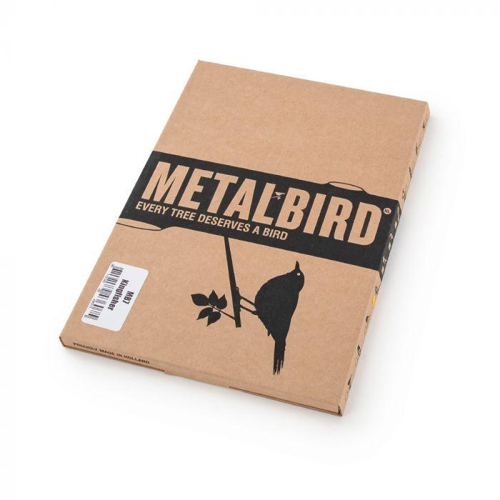 Metalbird Eisvogel aus Metall