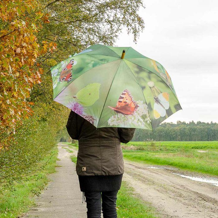 """Regenschirm """"Schmetterling"""""""