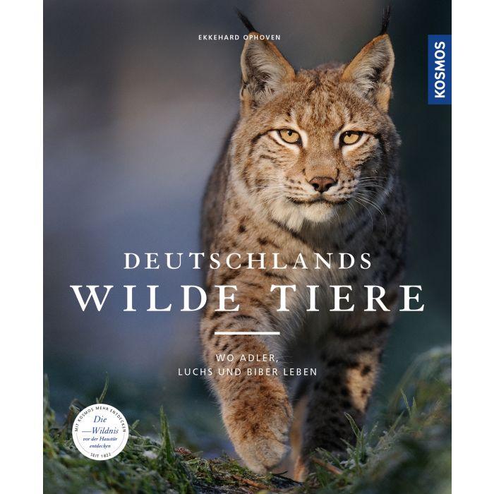 Deutschlands wilde Tiere - Wo Adler, Luchs und Biber leben