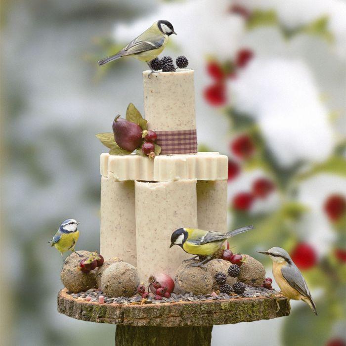Vogeltorten-Set