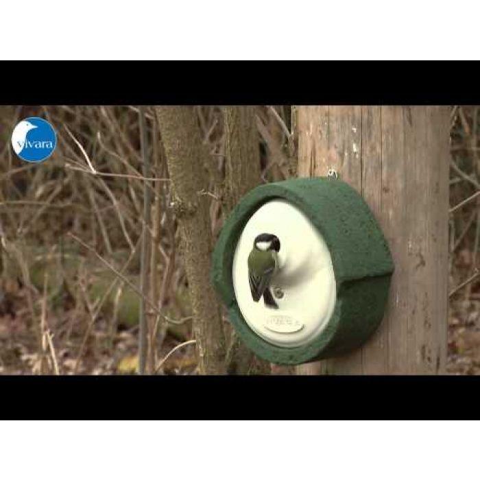 """Nistkasten """"Alicante"""" WoodStone 28 mm Grün"""
