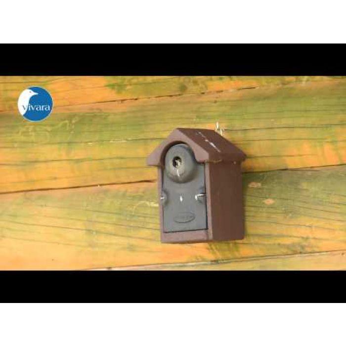"Nistkasten ""Bilbao"" WoodStone 32 mm"