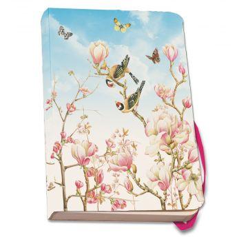 "Notizbuch A5 Softcover ""Magnolie"" Janneke Brinkman"