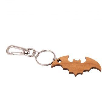 Fledermaus-Schlüsselanhänger