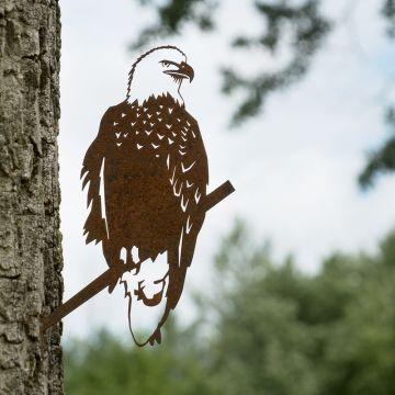 Metalbird Adler aus Metall