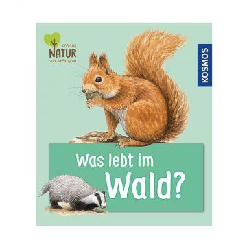 Was lebt im Wald - Mini-Kindernaturführer