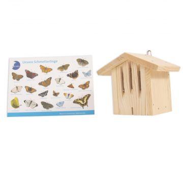 """Vorteils-Baupaket Schmetterlingshaus """"Dana"""""""