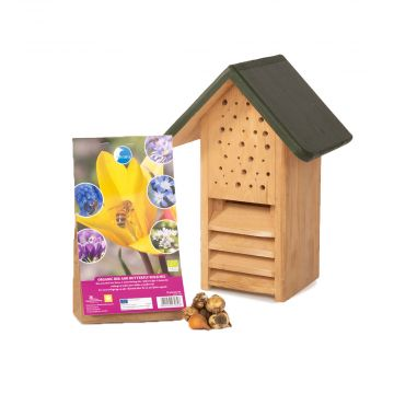 Blumenzwiebel-Bienenpaket - Selbst zusammenstellen