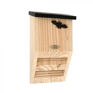 Fledermauskasten aus Holz