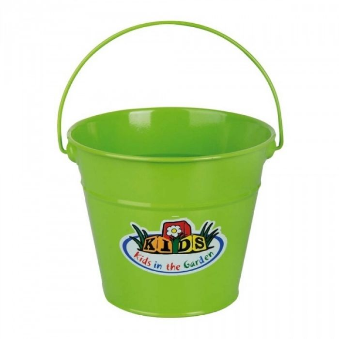 Kindereimer grün