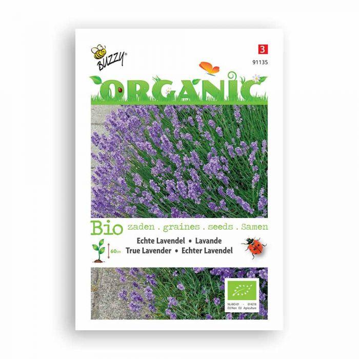 Buzzy® Organic Echter Lavendel (BIO)