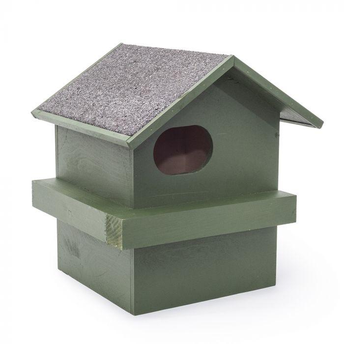 Eichhörnchen-Wohnhaus