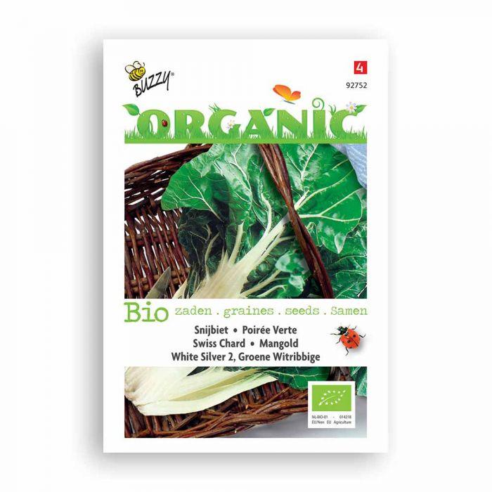 Buzzy® Organic Mangold White Silver (BIO)
