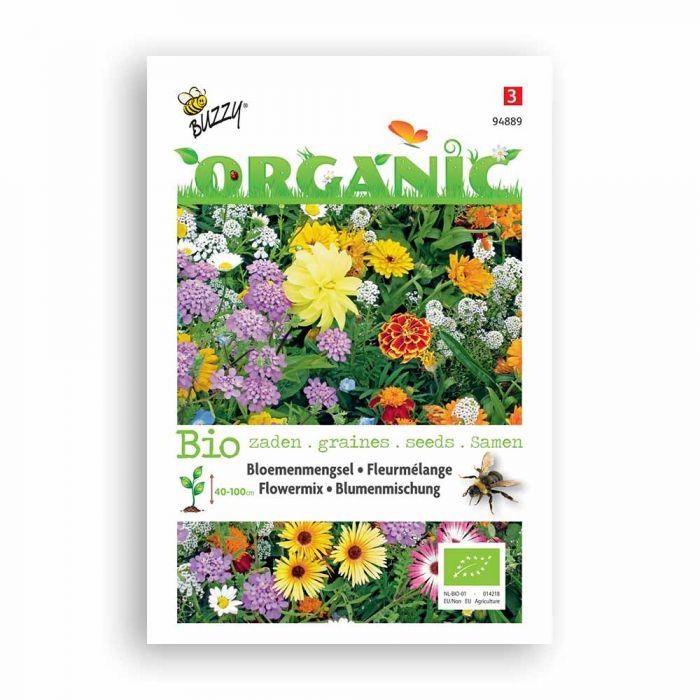 Buzzy® Organic Blumenmischung Bienen (BIO)
