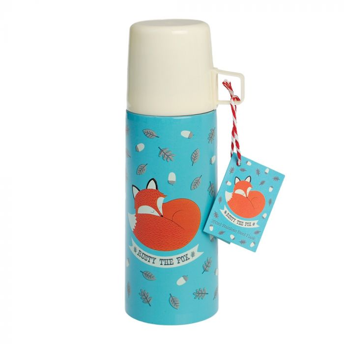 """Thermosflasche """"Rusty the Fox"""""""
