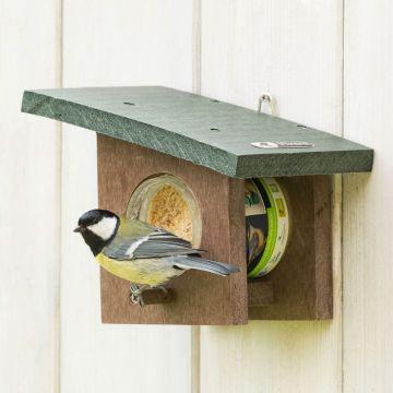 Gartenvögel-Erdnussbutter – mit Insekten