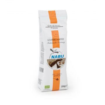 NABU Gourmet-Kaffee, Italienische Röstung, 250g