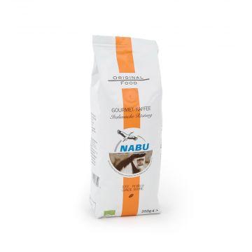 NABU, Gourmet-Kaffee, Italienische Röstung, ganze Bohnen, 250g