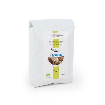 NABU, Gourmet-Kaffee, Wiener Röstung, ganze Bohnen 1000g