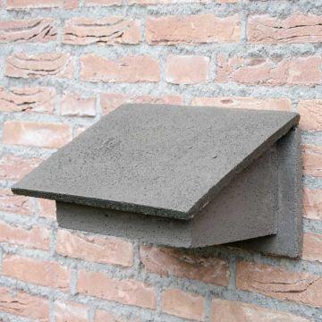 Nistkasten Mauersegler WoodStone schräg