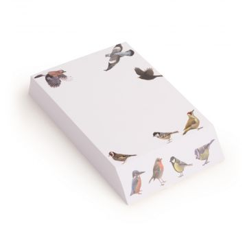Elwin van der Kolk Notepad with Birds