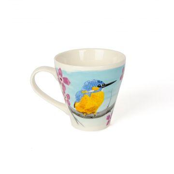 Tasse Eisvogel (Myrte)