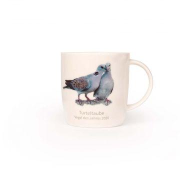 Tasse Turteltaube - Vogel des Jahres 2020