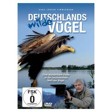 """DVD """"Deutschlands wilde Vögel"""""""